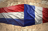 France and Netherlands — Stock Photo