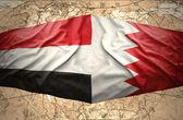 Yemen and Bahrain — Foto de Stock