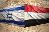Yemen and Israel — Stock Photo