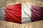 Qatar and Bahrain — Stock Photo
