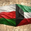 Stock Photo: Kuwait and Oman