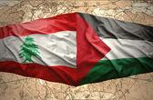 Palestine and Lebanon — Stock Photo
