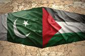 Palestine and Pakistan — Stock Photo