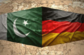 Pakistan and Germany — Stock Photo