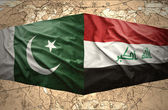Pakistan and Iraq — Stock Photo