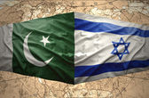 Pakistan and Israel — Stock Photo