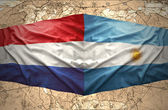 Argentina and Netherlands — Stock Photo