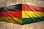 Bolivia and Germany — Stock Photo