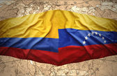 Colombia and Venezuela — Stock Photo