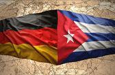 Cuba e Germania — Foto Stock