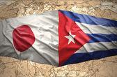 Cuba and Japan — Stock Photo