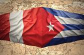 Cuba and Peru — Stock Photo