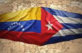 Cuba and Venezuela — Stock Photo