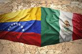Mexico and Venezuela — ストック写真