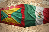 Grenada and Mexico — Stock Photo