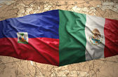 Haiti and Mexico — Stock Photo