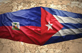 Haiti and Cuba — Stock Photo