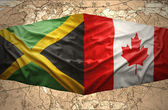 Jamaica and Canada — Stock Photo