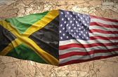 Jamaica and United States of America — Stock Photo
