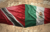 Trinidad and Tobago and Mexico — Stock Photo