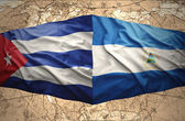 Nicaragua and Cuba — Stock Photo