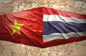 Vietnam and Thailand — Foto Stock