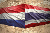 Thailand and Netherlands — Photo