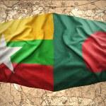Постер, плакат: Myanmar and Bangladesh