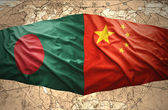 Bangladesh and China — Stock Photo