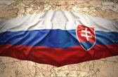 Slovakia and Russia — Stock Photo