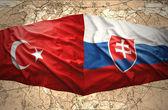 Slovakia and Turkey — Stock Photo