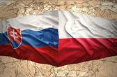 Słowacja i Polska — Zdjęcie stockowe