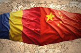 Romania and China — Stock Photo