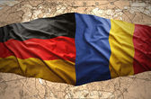 Romania and Germany — Foto de Stock