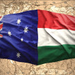 Hungary and Australia — Stock Photo #40026943