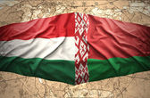 Hungary and Belarus — Foto de Stock