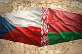 Czech Republic and Belarus — Stock Photo