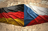 германия и чешская республика — Стоковое фото
