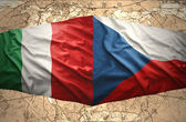 Czech Republic and Italy — Stock Photo