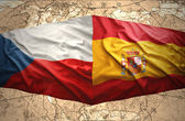 Czech Republic and Spain — Stock Photo