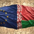 Stock Photo: Belarus and EuropeUnion