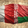 Stock Photo: Belarus and Italy