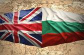 Bulgaria and United Kingdom — Stock Photo