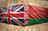 Belarus and United Kingdom — Stock Photo