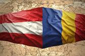 Austria and Romania — Stock Photo