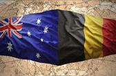 Belgium and Australia — Stock Photo