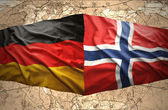 Norway and Germany — Stock Photo