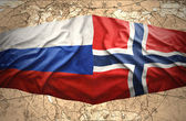 Norway and Russia — Stock Photo