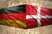 Denmark and Germany — Stock Photo