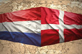 Denmark and Netherlands — Stock Photo